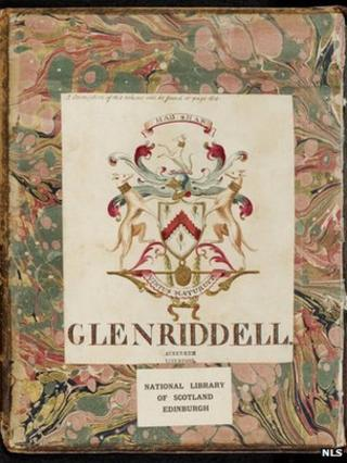 Robert Burns' Glenriddell Manuscripts