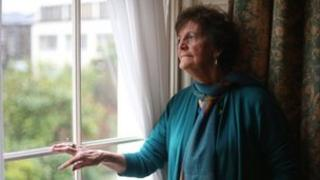Philomena Lee at the launch of the Philomena Project