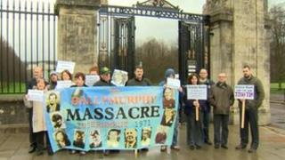 Ballymurphy campaigners