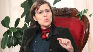 Lobna Jeribi (January 2014)