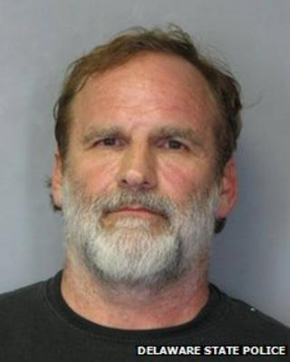 Booking photo of Melvin Morse August 2012