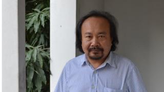 Filmmaker Rithy Panh