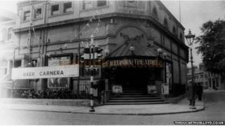The cinema in the 1920s
