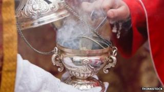 Generic photo of incense