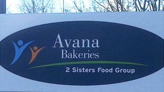 Avana sign