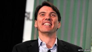AOL Chief Executive Officer Tim Armstrong at a conference on May 23, 2011.