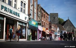 High street, Dartford