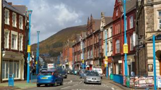 The centre of Port Talbot is in line for improvements through the funding