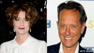 Anna Chancellor/Richard E Grant