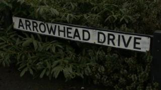 Arrowhead Drive, Lakenheath