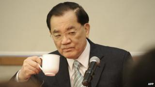 Lien Chan got assurances that China wants to talk to Taiwan