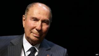 Serge Dassault, 13 Jun 12
