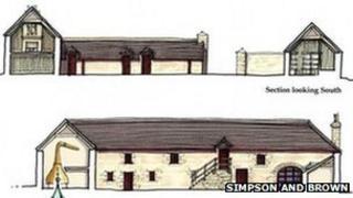 Distillery plan