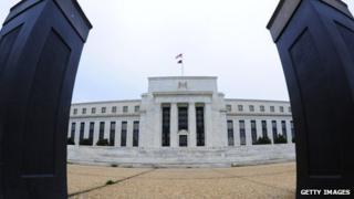 Federal Reserve exterior