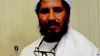 Undated photo released by the family of Ahmed al-Darbi 7 August 2009
