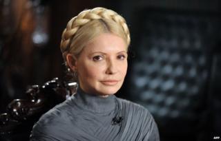 Yulia Tymoshenko, 2 Feb 11