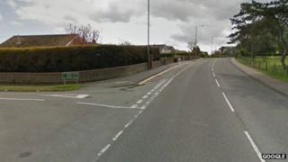 The junction of Ormesby Road and St Hilda Road in Caister-on-Sea