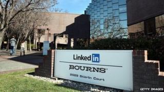 LinkedIn headquarters in California