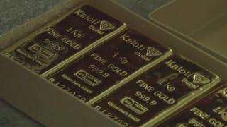 Kaloti gold bars