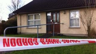 Mairead McCallion was found with head injuries at a house in Castleview Court