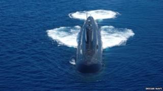Sindhuratna submarine