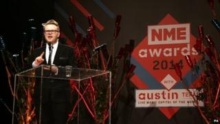 Swn co-founder Huw Stephens