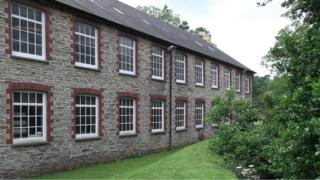 Cambrian Mill in Carmarthenshire