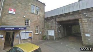 Linlithgow station
