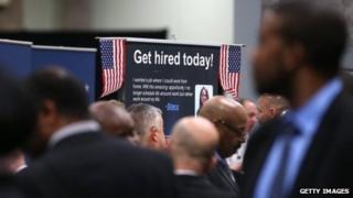 US job fair