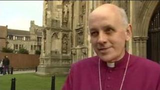 The Right Reverend Trevor Willmott