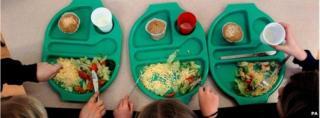 children and their school meals