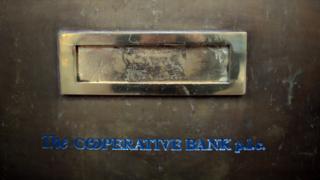 Cooperative bank post box