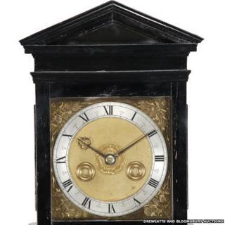 Joseph Knibb clock