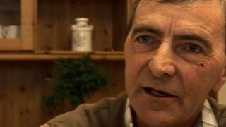 Richard Gibbons, speaking to BBC Spotlight in 2005