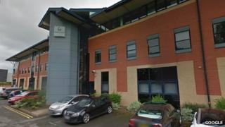 Alcatel-Lucent offices in Swindon