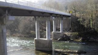 Erwood bridge