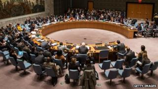 China abstained during a recent UNSC vote on the Ukraine crisis