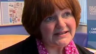 Tina Donnelly, director of the Royal College of Nursing in Wales