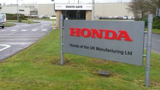 Honda South Marston plant, Swindon