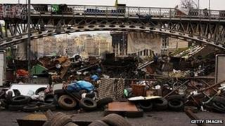 Maidan Square, Kiev