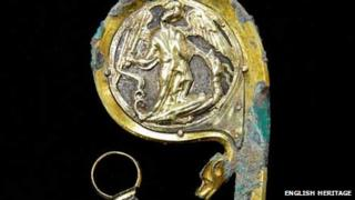Crozier and ring