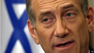 Ehud Olmert (file photo)