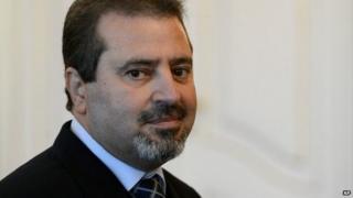 Jamal al-Jamal, the former Palestinian Ambassador to the Czech Republic, who died on 1 January 2014