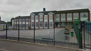 Nansen Primary in Saltley