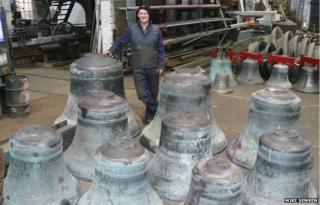 Christchurch bells