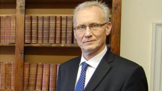 Andris Teikmanis, Latvian ambassador to the UK