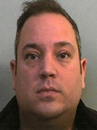 Martin Palmer 35, of Grantson Close, Bristol
