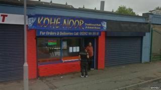 Kohe Noor takeaway