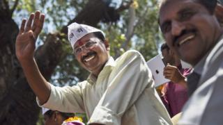 Arvind Kejriwal is confident of his victory against the BJP's Narendra Modi