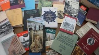 Royal Commission on the Ancient and Historical Monuments of Wales book sale